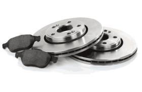 Kits de discos de frenos